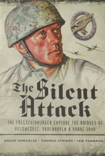 The Silent Attack, by Oscar Gonzalez, Thomas Steinke and Ian Tannahill